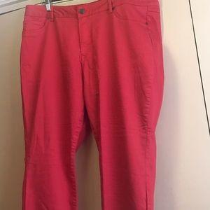 Size 22 W  Tangerine D Jeans  (women's size)